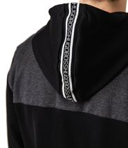 Hugo Boss Men's Premium Zip-Through Hoodie Sweatshirt Jacket With Curved Logo image 5