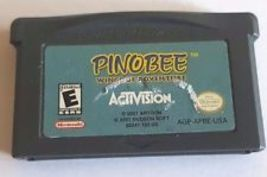 Pinobee: Wings of Adventure - Game Boy Advance GBA Game - $6.49