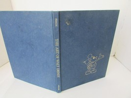 THE ART OF WALT DISNEY HARDCOVER COFFEE TABLE BOOK 1975 BY CHRISTOPER FI... - $6.81