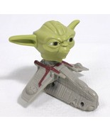 Star Wars The Clone Wars McDonalds Happy Meal Toys Yoda #7 Bobblehead 20... - $7.83