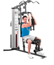 Marcy Pro MWM-988 Gym System 150 lbs Adjustable Weight Stack - Ready to Ship image 5