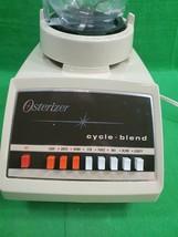 Vintage Osterizer Blender ~ No. 867-16K ~ 8 Settings - $27.07