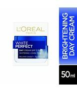 L'Oreal Paris White Perfect Day Cream SPF 17 PA++, 50ml Free shipping - £18.76 GBP