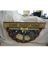 CHRISTMAS HOME SWEET HOME SIGN - $19.80