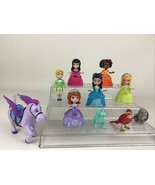 Disney Sofia The First Royal Friends Figure Playset Amber James Clio Jus... - $40.05