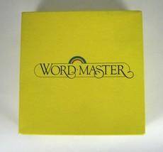 Word Master Game American Educational Computer Board Game 1977 WordMaste... - $24.74