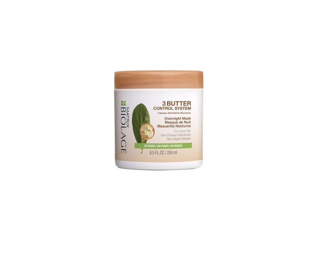 Matrix Biolage 3Butter HydraSource Re-Hab Bodify Hydrate Clay Mask ColorLast