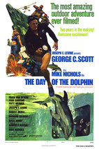 George C. Scott and Trish Van Devere in The Day of The Dolphin Great Art 24x18 P - $23.99