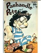 Panhandle Pete & Jennifer #2 1951-J Charles Lane-NBC TV series-FN - $59.60