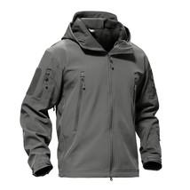 TACVASEN Army Winter Men Jacket Coat Military Tactical Jacket Waterproof... - $77.70