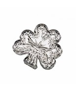 Waterford Heritage Shamrock Paperweight Collectible #117077 New - $98.01