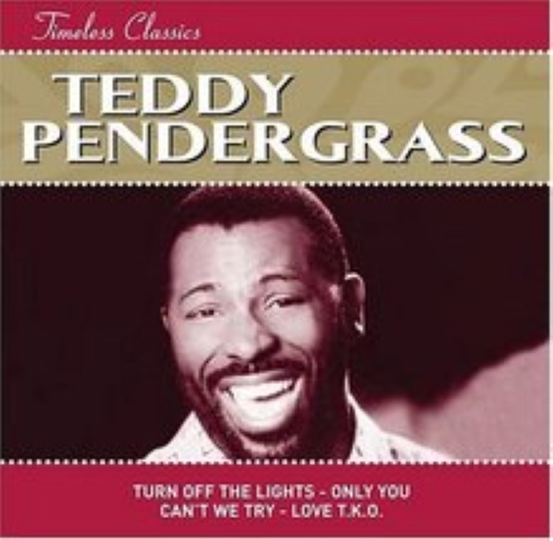 Timeless Classics by Teddy Pendergrass Cd