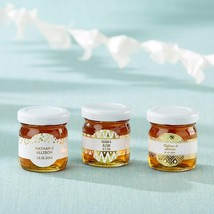 Personalized Honey Jar - Gold Foil (2 Sets of 12)  - $100.99