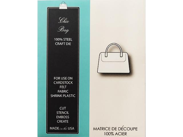 Memory Box Chic Bag Die #98549