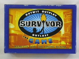 Survivor the Game 2005 Outwit Outplay Outlast Rumba 100% Complete Excell... - $18.69
