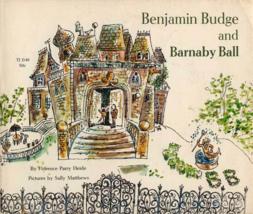 1967 Scholastic 32 pg Book & 33rpm Record - Benjamin Budge & Barnaby Bal... - $9.99