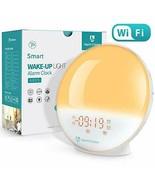 HeimVision Sunrise Alarm Clock, Smart Wake up Light Sleep Aid Digital Al... - $60.15
