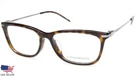 New Emporio Armani Ea 3062F 5026 Dark Havana Eyeglasses Frame 54-16-140 B37mm - $89.09