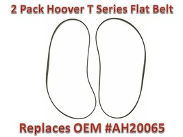 2 Hoover Windtunnel T- Series Vacuum Cleaner Belts Style 65 562289001 AH... - $10.10