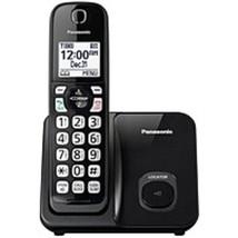 Panasonic KX-TGD510B DECT 6.0 1.93 GHz Cordless Phone - Black - 1 x Phon... - $41.40