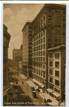 Grant Avenue South of Sutter St San Francisco California 1910c postcard - $6.93
