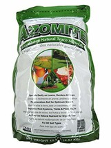 Azomite AM50010 Pelletized Trace Minerals, 10 lbs, White - $40.08