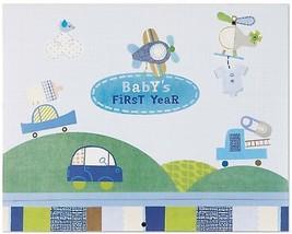 C.R. Gibson Boy oh Boy 'Baby's First Year' Calendar - $26.38