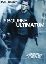 The Bourne Ultimatum (DVD, 2007, Widescreen) - €8,67 EUR