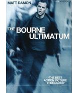The Bourne Ultimatum (DVD, 2007, Widescreen) - £7.77 GBP
