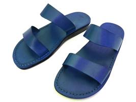 Leather Sandals for Women PARIS by SANDALIM Biblical Greek Roman Sandals - $39.83 CAD+