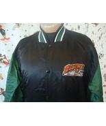 Vintage Buffalo Bisons Satin Starter Jacket Sz XL  - $49.49