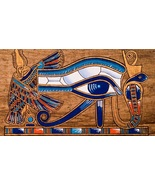 AMAZING ALL SEEING EYE OF GOD HORUS RA WISH PLUS DJINN POWER  - $222.22