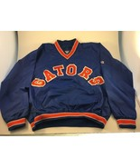 Vintage CHAMPION Florida Gators Pullover Jacket XL / L  RARE USA Made - $89.09