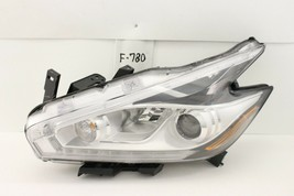 Oem Headlight Headlamp Head Lamp Light Led 15-18 Nissan Murano Halogen Mnt Chip - $198.00