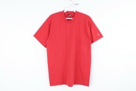 Vintage 90s Streetwear Mens Medium Rockabilly Blank Short Sleeve T Shirt... - $23.71