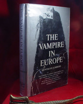 The Vampire In Europe by Montague Summers - hardback in jacket - $46.06