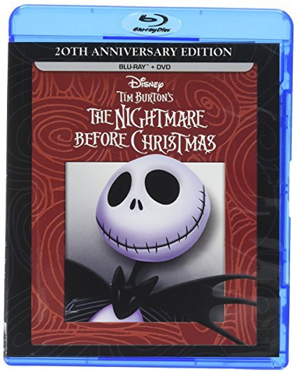 Disney's Nightmare Before Christmas (Blu-ray/DVD, 20th Anniversary Edition)