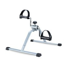 Pedal Exerciser Desk Bike For Leg and Arm Recovery Medical Cycling Exerc... - £19.94 GBP