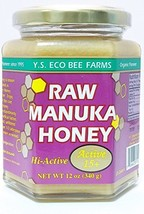 Raw Manuka Honey YS Eco Bee Farms 12 oz Paste - $39.05