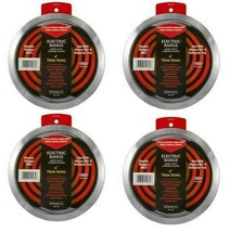 (4) Stanco Meta GT-6 6 Inch Chrome Trim Ring - $31.63