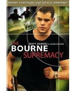 The Bourne Supremacy (DVD, 2004, Widescreen) - $1.90