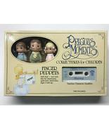 PRECIOUS MOMENTS FINGER PUPPETS 1986 - $20.00