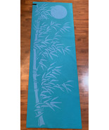 "Wai Lana Blue Moon & Bamboo 67.5"" X 24"" Heavy Duty Yoga Mat 2011 - $16.82"