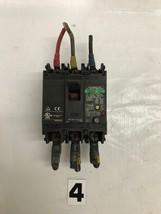 Fuji Electric EG103C E.L.Circuit Breaker 54065054e eb3eec-100k - $57.00