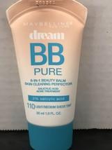 Maybelline Dream Pure BB Cream 8-in-1, 2% Salicylic acid, Light/Medium - $8.56