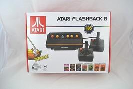 Atari Flashback 8 Game Console 2017 Retro 100+ Built in Games w/ 2 Contr... - $23.33