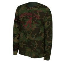 Nike Men's Alabama Crimson Tide Veterans Day Long Sleeve Tee - $29.99