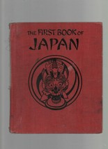 The First Book of Japan - Helen Mears - HC  1953 Franklin Watts - Kathle... - $6.47
