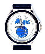 Orlando Magic NBA, Fossi/Relicl Unworn Mans Vintage 1996 Leather Band Wa... - $87.96