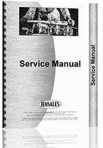 Gehl 216 Wheel Rake Service Manual [Plastic Comb] [Jan 01, 2015] Jensale... - $25.63